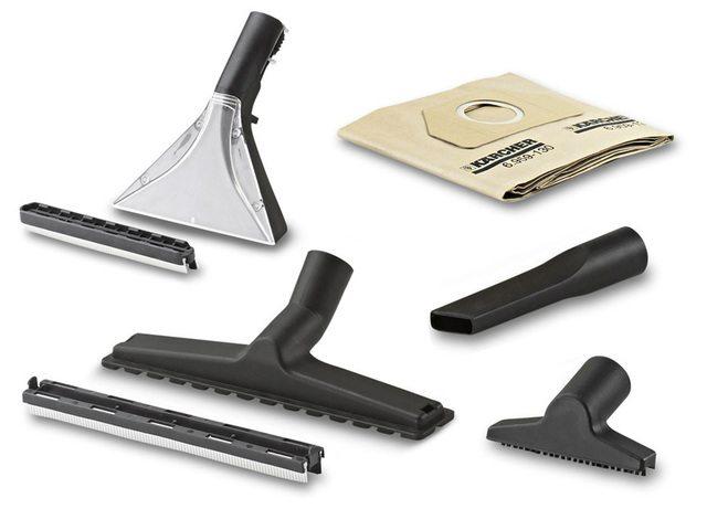 Les accessoires du Karcher SE 4001 3 en 1