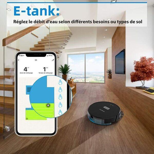 l'appli smartphone honysmart