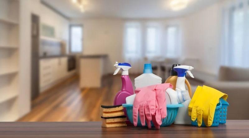Nettoyage D'Une Pièce de maison